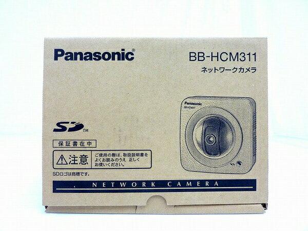未使用 【中古】 Panasonic ネットワークカメラ BB-HCM311 屋内タイプ 防犯 セキュリティ IPv6対応 SDカード対応 O3762775