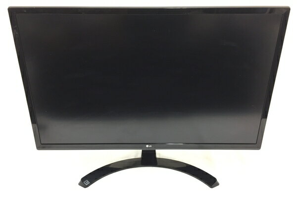 【中古】 LG Ultra 4K Monitor 27UD58 液晶 モニター ディスプレイ T3175241