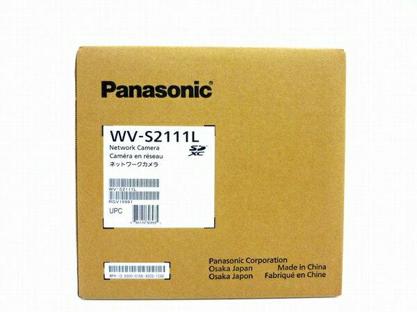 未使用 【中古】 未開封 未使用 Panasonic パナソニック WV-S2111L ネットワークカメラ H.265コーデック 防犯 カメラ 屋内ドーム O3325505