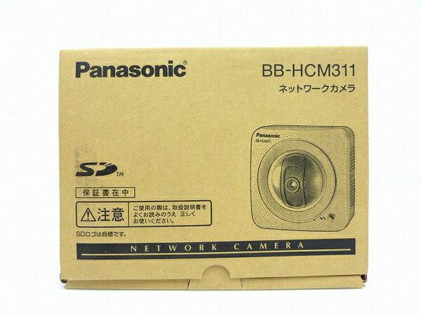 未使用 【中古】 Panasonic ネットワークカメラ BB-HCM311 屋内タイプ 防犯 セキュリティ IPv6対応 SDカード対応 O3762770