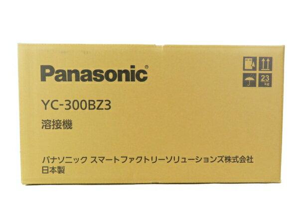 新品 【中古】 Panasonic YC-300BZ3 フルデジタル 直流 TIG 溶接用 電源 メーカー保証有 S3700656