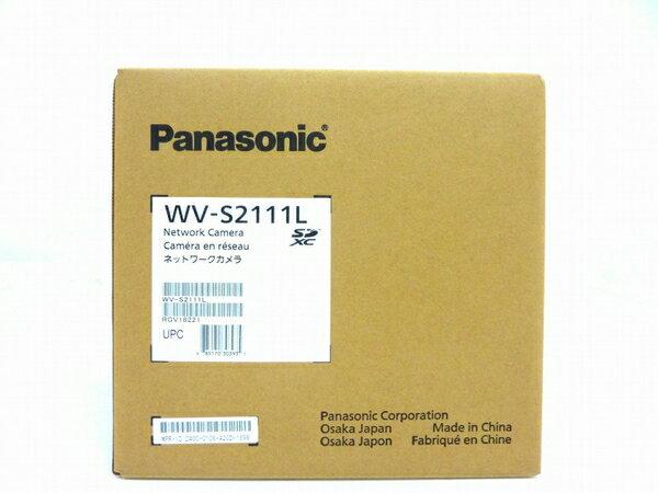 未使用 【中古】 未開封 未使用 Panasonic パナソニック WV-S2111L ネットワークカメラ H.265コーデック 防犯 カメラ 屋内ドーム O3325504