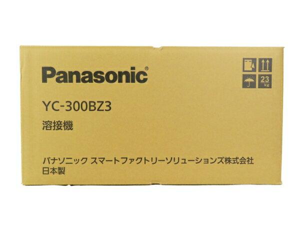 新品 【中古】Panasonic YC-300BZ3 フルデジタル 直流 TIG 溶接用 電源 メーカー保証有 S3698486