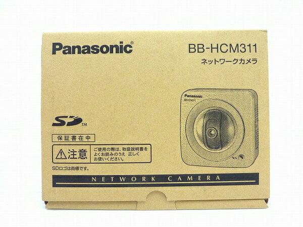 未使用 【中古】 Panasonic ネットワークカメラ BB-HCM311 屋内タイプ 防犯 セキュリティ IPv6対応 SDカード対応 O3762781