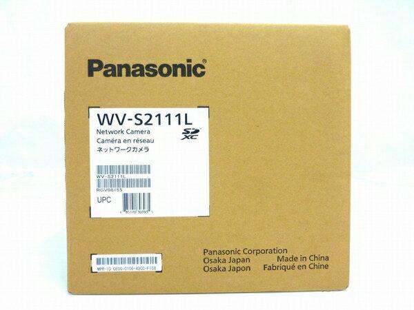 未使用 【中古】 未開封 未使用 Panasonic パナソニック WV-S2111L ネットワークカメラ H.265コーデック 防犯 カメラ 屋内ドーム O3325499