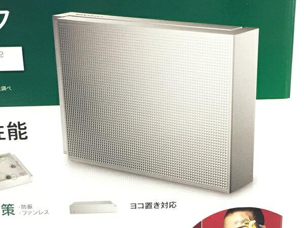 未使用 【中古】 I-O DATA PC TV用 外付けハードディスク HDCZ-UT2W 2TB ホワイト T3099919