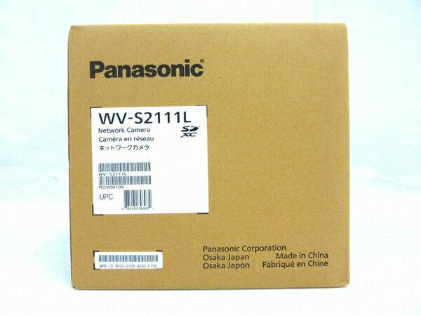 未使用 【中古】 未開封 未使用 Panasonic パナソニック WV-S2111L ネットワークカメラ H.265コーデック 防犯 カメラ 屋内ドーム O3325509