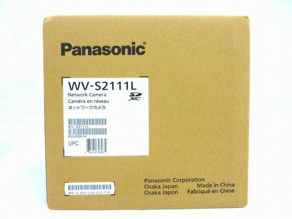 未使用 【中古】 未開封 未使用 Panasonic パナソニック WV-S2111L ネットワークカメラ H.265コーデック 防犯 カメラ 屋内ドーム O3325508