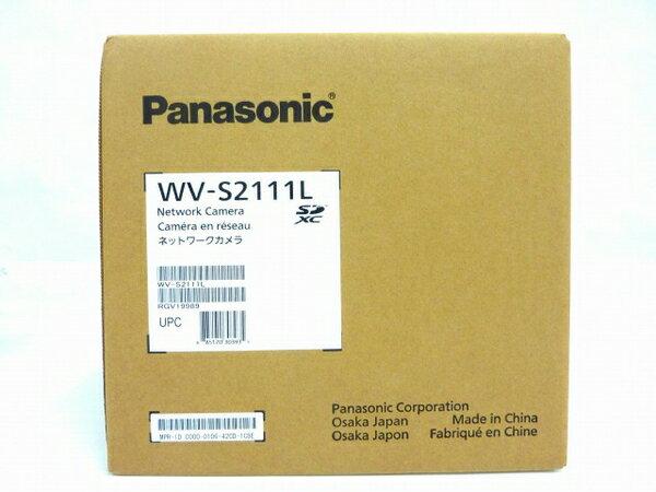 未使用 【中古】 未開封 未使用 Panasonic パナソニック WV-S2111L ネットワークカメラ H.265コーデック 防犯 カメラ 屋内ドーム O3325507