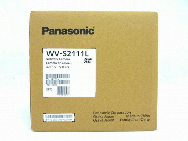 未使用 【中古】 未開封 未使用 Panasonic パナソニック WV-S2111L ネットワークカメラ H.265コーデック 防犯 カメラ 屋内ドーム O3325500