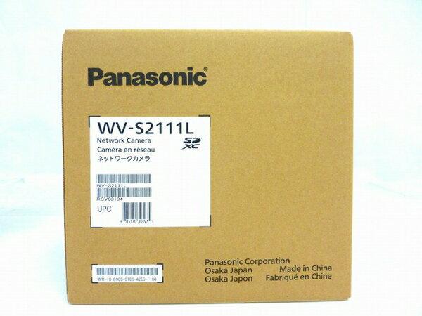未使用 【中古】 未開封 未使用 Panasonic パナソニック WV-S2111L ネットワークカメラ H.265コーデック 防犯 カメラ 屋内ドーム O3325502