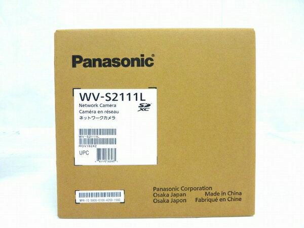 未使用 【中古】 未開封 未使用 Panasonic パナソニック WV-S2111L ネットワークカメラ H.265コーデック 防犯 カメラ 屋内ドーム O3325501