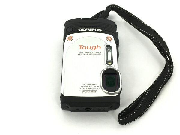 【中古】 OLYMPUS STYLUS TG-860 コンパクトカメラ 防水 T3077784