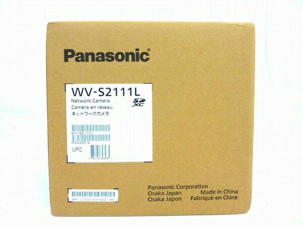 未使用 【中古】 未開封 未使用 Panasonic パナソニック WV-S2111L ネットワークカメラ H.265コーデック 防犯 カメラ 屋内ドーム O3325506