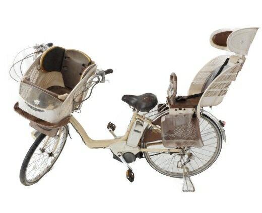 【中古】 YAMAHA ヤマハ PAS little more 電動 アシスト 自転車 【大型】 W3281542