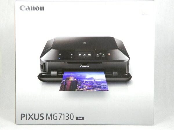未使用 【中古】 Canon MG7130 PIXUS プリンター インクジェット 複合機 K3164732