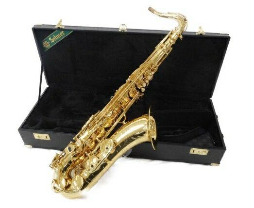 【中古】 SELMER SERIEIII tenorsax テナーサックス 彫刻あり 演奏 管楽器 吹奏楽 セルマー 中古 良好 W3482866