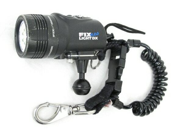 【中古】 Fisheye FIX NEO 2000 DX 水中ライト 照明 ダイビング N3337628