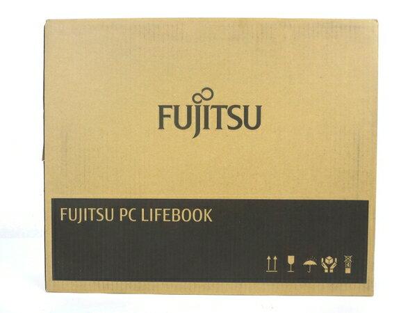 未使用 【中古】 FUJITSU LIFEBOOK A577/SX FMVA2601WP ノートパソコン M3562045