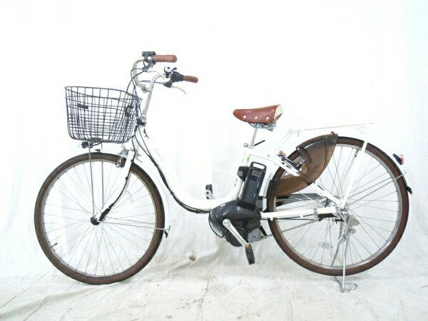 【中古】 YAMAHA ナチュラ PA26NM 電動アシスト自転車【大型】 M2875651