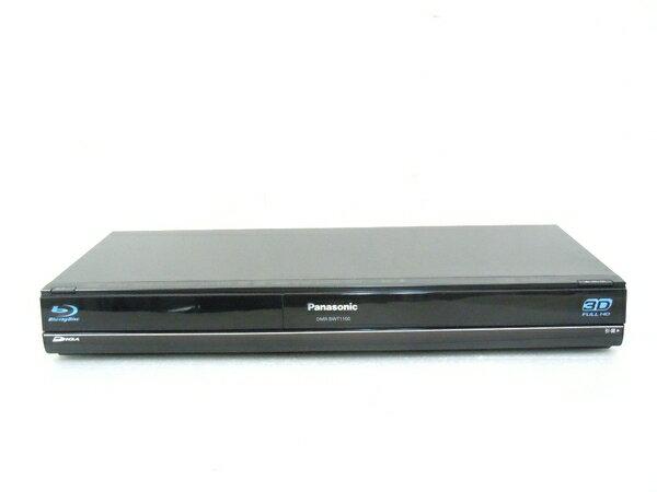【中古】 Panasonic DMR-BWT1100 ブルーレイレコーダー M2878901
