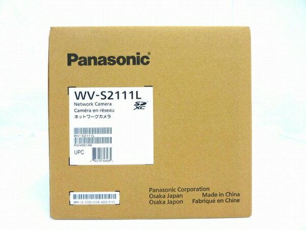 未使用 【中古】 未開封 未使用 Panasonic パナソニック WV-S2111L ネットワークカメラ H.265コーデック 防犯 カメラ 屋内ドーム O3325496