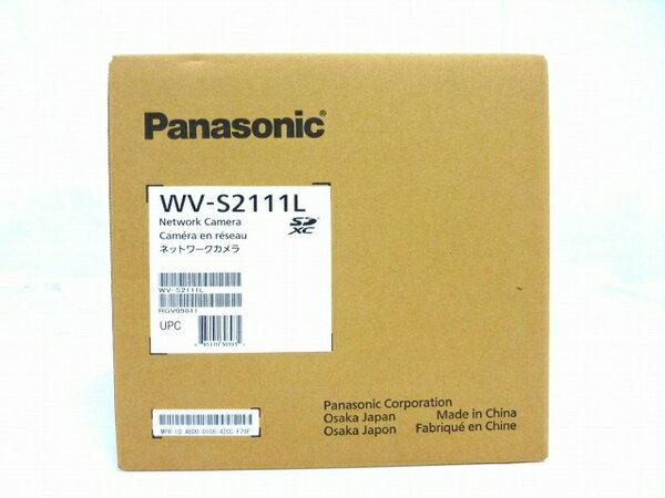 未使用 【中古】 未開封 未使用 Panasonic パナソニック WV-S2111L ネットワークカメラ H.265コーデック 防犯 カメラ 屋内ドーム O3325498
