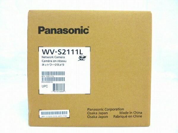 未使用 【中古】 未開封 未使用 Panasonic パナソニック WV-S2111L ネットワークカメラ H.265コーデック 防犯 カメラ 屋内ドーム O3325497