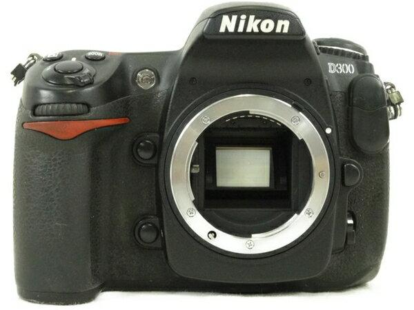 【中古】 Nikon ニコン D300 デジタル 一眼 カメラ ボディ N3559798
