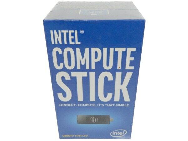 未使用 【中古】 Intel インテル COMPUTE STICK STCK1A8LFC スティック型PC Ubuntu 14.04 LTS 64bit Y3626210