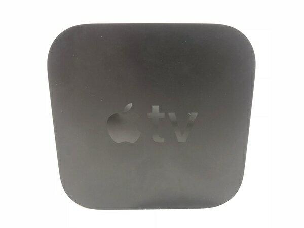 【中古】 Apple TV 4K A1842 64GB アップル T3726005
