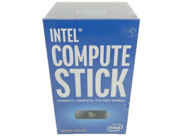 未使用 【中古】 Intel インテル COMPUTE STICK STCK1A8LFC スティック型PC Ubuntu 14.04 LTS 64bit Y3626213