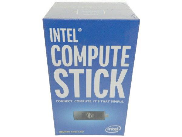 未使用 【中古】 Intel インテル COMPUTE STICK STCK1A8LFC スティック型PC Ubuntu 14.04 LTS 64bit Y3626214