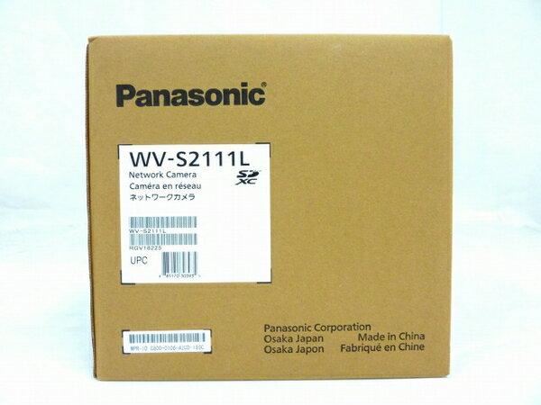 未使用 【中古】 未開封 未使用 Panasonic パナソニック WV-S2111L ネットワークカメラ H.265コーデック 防犯 カメラ 屋内ドーム O3325182