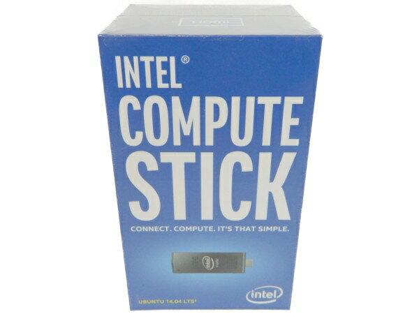 未使用 【中古】 Intel インテル COMPUTE STICK STCK1A8LFC スティック型PC Ubuntu 14.04 LTS 64bit Y3626216