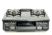 【中古】 Paloma パロマ ガスコンロ  IC-N86B-1R 都市ガス用  T5676577