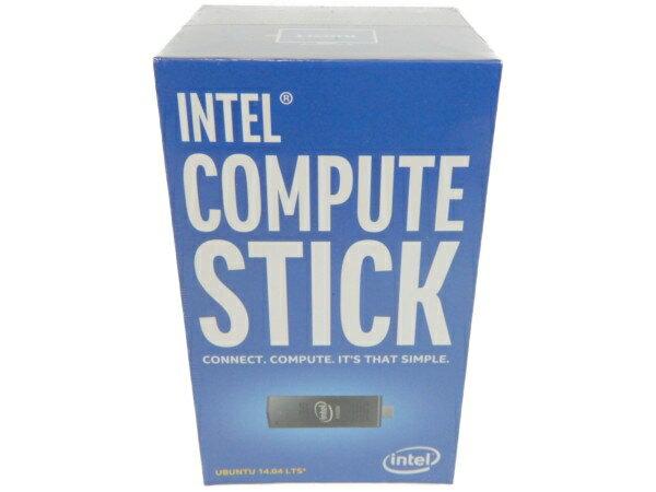 未使用 【中古】 Intel インテル COMPUTE STICK STCK1A8LFC スティック型PC Ubuntu 14.04 LTS 64bit Y3626217