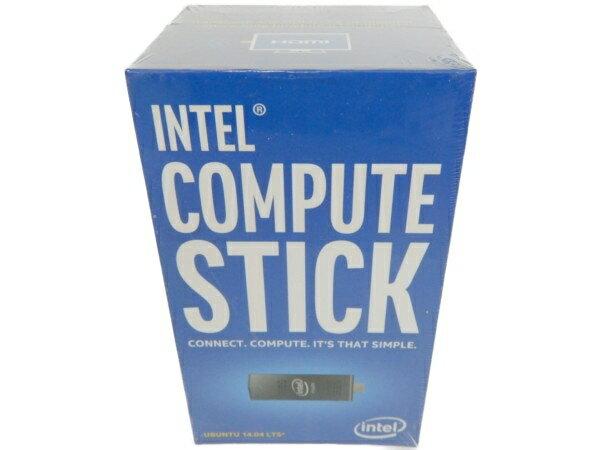 未使用 【中古】 Intel インテル COMPUTE STICK STCK1A8LFC スティック型PC Ubuntu 14.04 LTS 64bit Y3626223