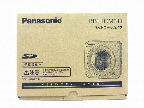 未使用 【中古】 Panasonic ネットワークカメラ BB-HCM311 屋内タイプ 防犯 セキュリティ IPv6対応 SDカード対応 O3762776