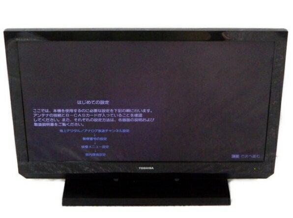 【中古】 TOSHIBA 東芝 REGZA 40AS2 液晶 テレビ 40型 楽 【大型】 Y2538745