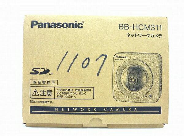 未使用 【中古】 Panasonic ネットワークカメラ BB-HCM311 屋内タイプ 防犯 セキュリティ IPv6対応 SDカード対応 O3762784