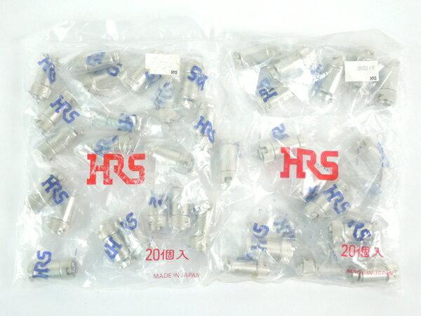 未使用 【中古】 HRS コネクタ 40個セット Y2295728