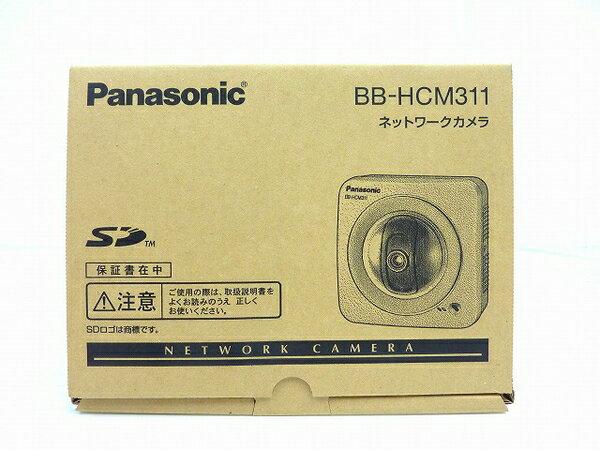 未使用 【中古】 Panasonic ネットワークカメラ BB-HCM311 屋内タイプ 防犯 セキュリティ IPv6対応 SDカード対応 O3762782