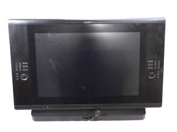 【中古】 WACOM ワコム Cintiq 24HD DTK-2400/K0 24.1インチ 液晶 ペンタブレット 【大型】 T3314558