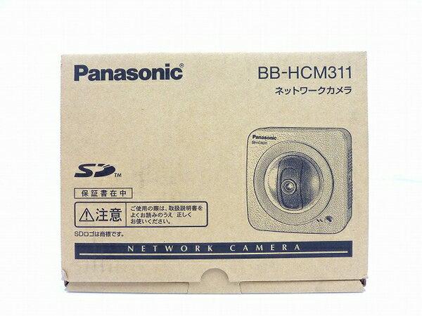 未使用 【中古】 Panasonic ネットワークカメラ BB-HCM311 屋内タイプ 防犯 セキュリティ IPv6対応 SDカード対応 O3762772
