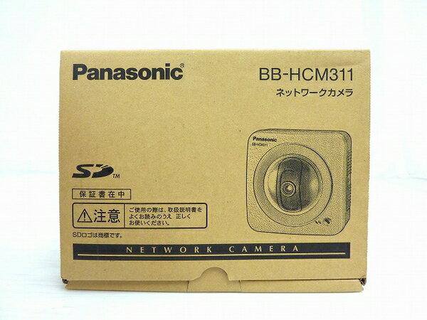 未使用 【中古】 Panasonic ネットワークカメラ BB-HCM311 屋内タイプ 防犯 セキュリティ IPv6対応 SDカード対応 O3762777