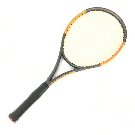 【中古】 Wilson ウィルソン BURN 100S CV テニス ラケット Y3886627