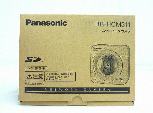未使用 【中古】 Panasonic ネットワークカメラ BB-HCM311 屋内タイプ 防犯 セキュリティ IPv6対応 SDカード対応 O3762767