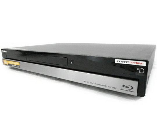 【中古】 SONY BDZ-RS10 ブルーレイ レコーダー HDD 320GB W2778213