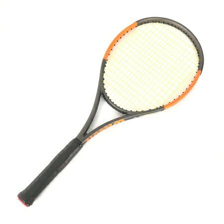 【中古】 Wilson ウィルソン BURN 100S CV テニス ラケット Y3886628